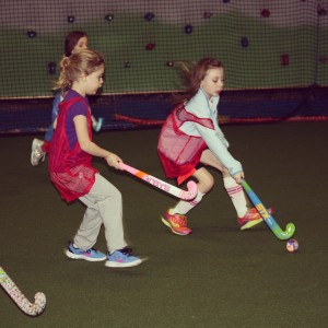 Cape Cod Youth Field Hockey on the turf
